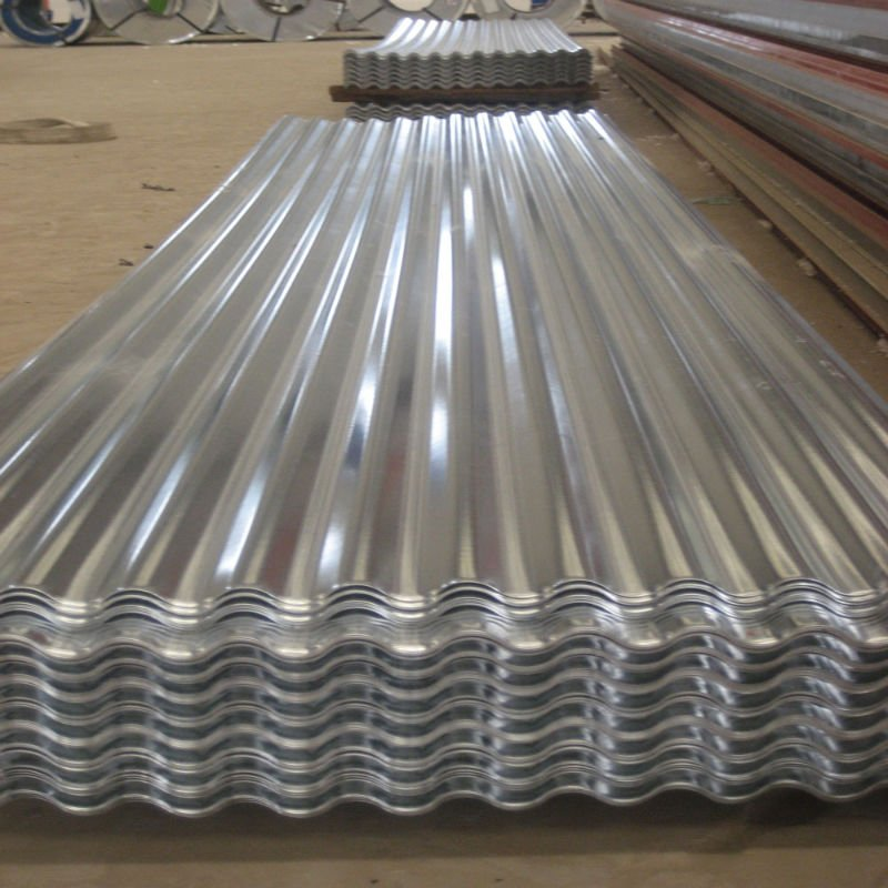 Aluminium Corrugated Sheet Safari Metal Trading L L C